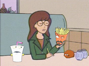 Daria in Other Cartoons 1 by S-C