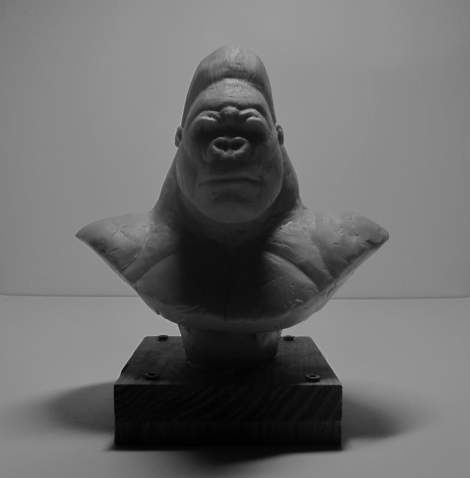 Gorilla by Stabby2486