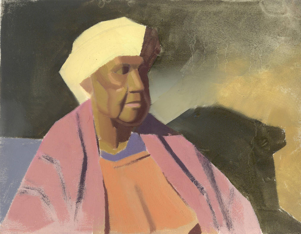 Portrait by Stabby2486