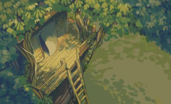 The Wodenn Cabin