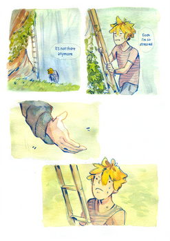 In a Tree page 9