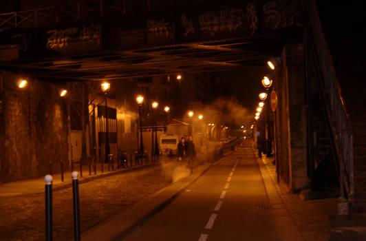 Pont de l'Ourcq