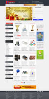 Gifting Site Design by smartrocker