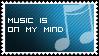 Music_Stamp by DrawMeACat