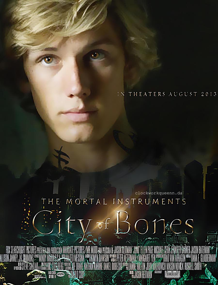 city of bones book movie - photo #13