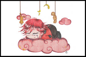 Sweet Dreams Red Reaper by TsukiLion
