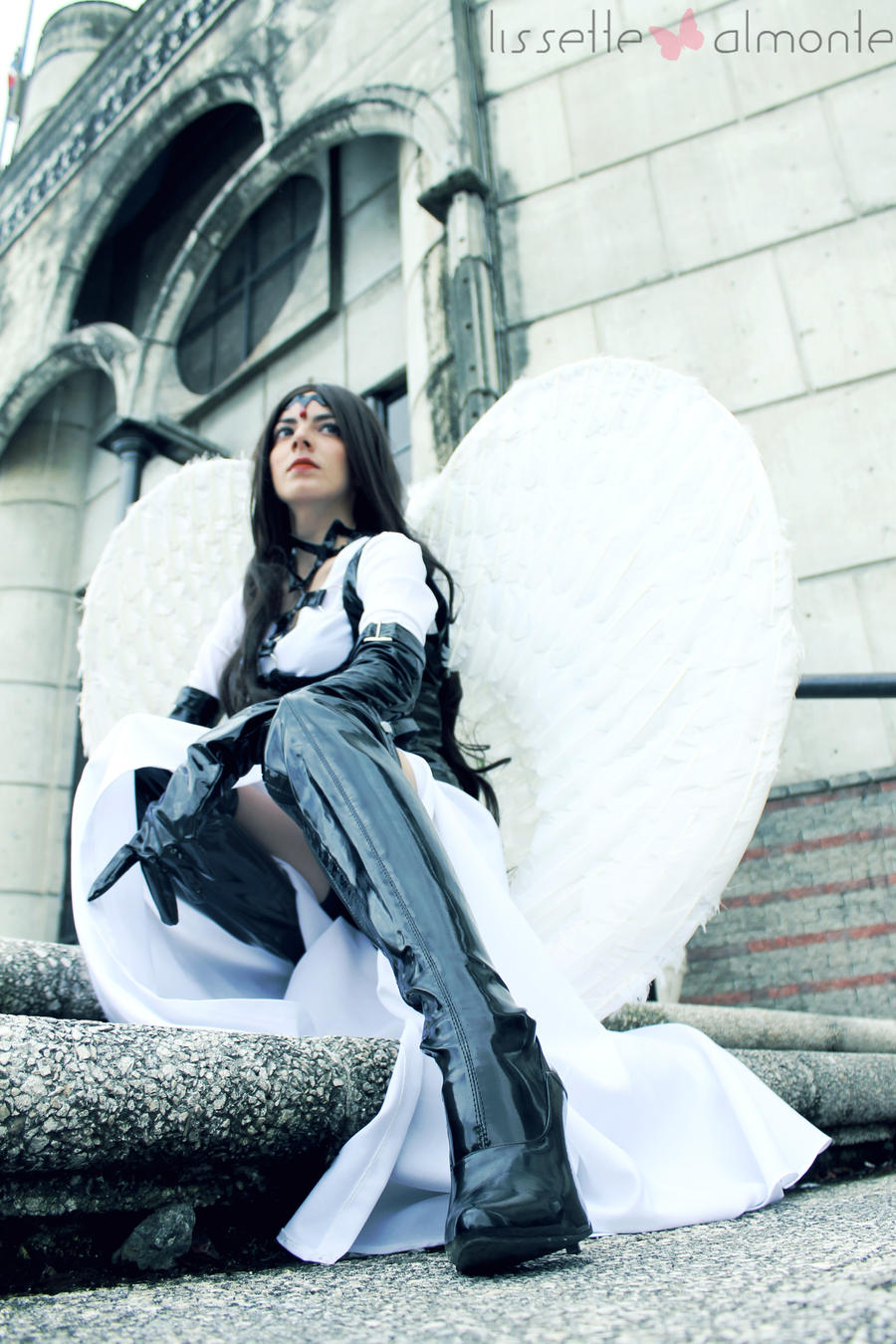 Angel Sanctuary: Heaven No More by TsukiLion