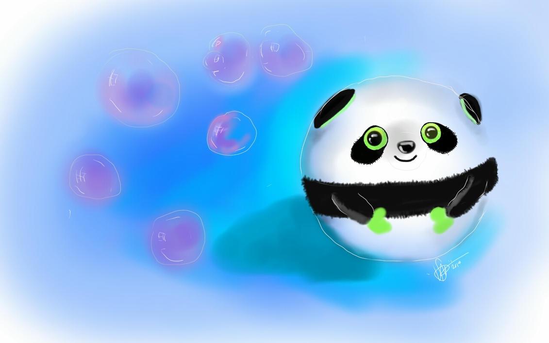 My Littel Panda by Laura4Christ