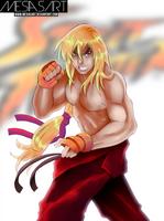 Ken Master by mesiasart