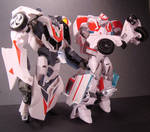 TF Prime Wheeljack x Ratchet