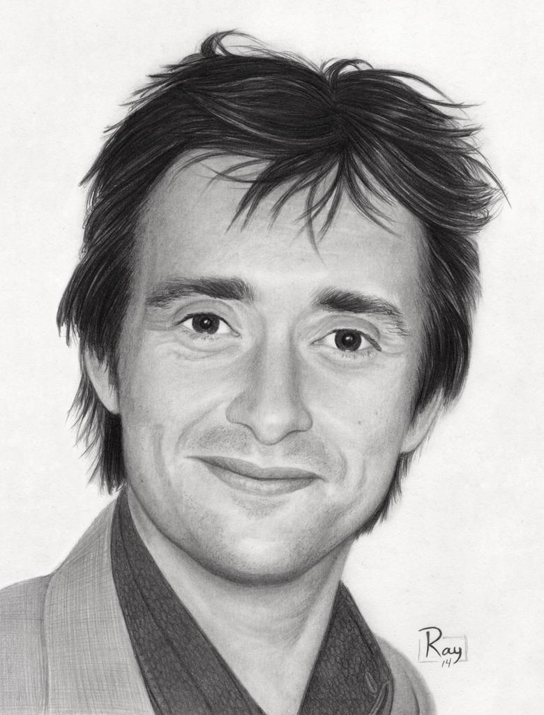 Richard Hammond by RayPelesko