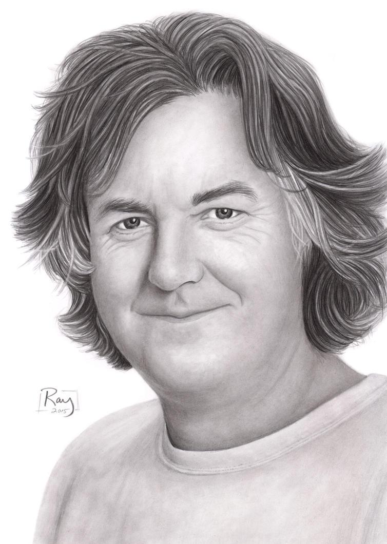 James May by RayPelesko