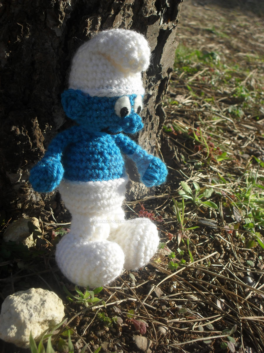 Little smurf crochet by tiamat creations on deviantart little smurf crochet by tiamat creations bankloansurffo Image collections