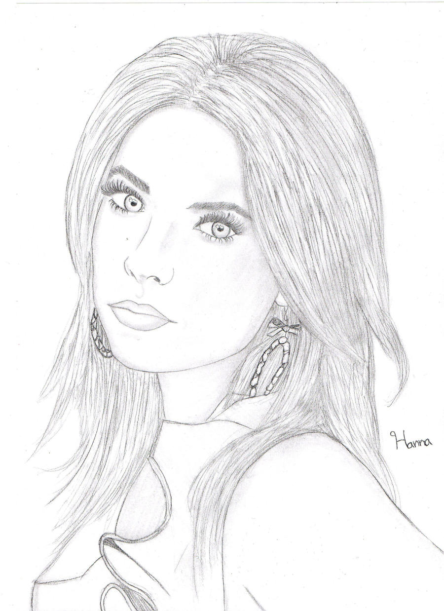 Pretty Little Liars Free Coloring Pages