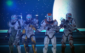 Delta Squad - Vode An by Archangel470