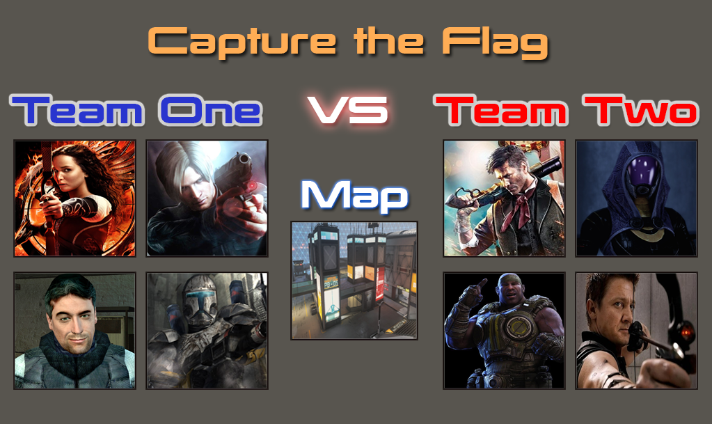Capture the Flag Meme #2 by benoski