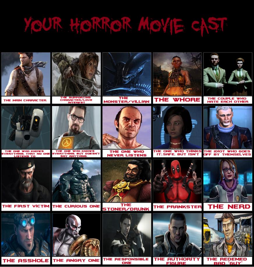 Far Cry 3 Citra Actress My Horror Movie...