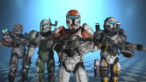 Delta Squad - The Strength of Brothers (SFM)