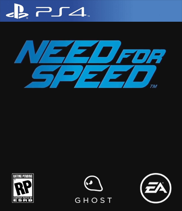 need for speed 2015 placeholder boxart ps4 by. Black Bedroom Furniture Sets. Home Design Ideas