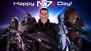 Happy N7 Day!