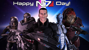 Happy N7 Day! by Archangel470