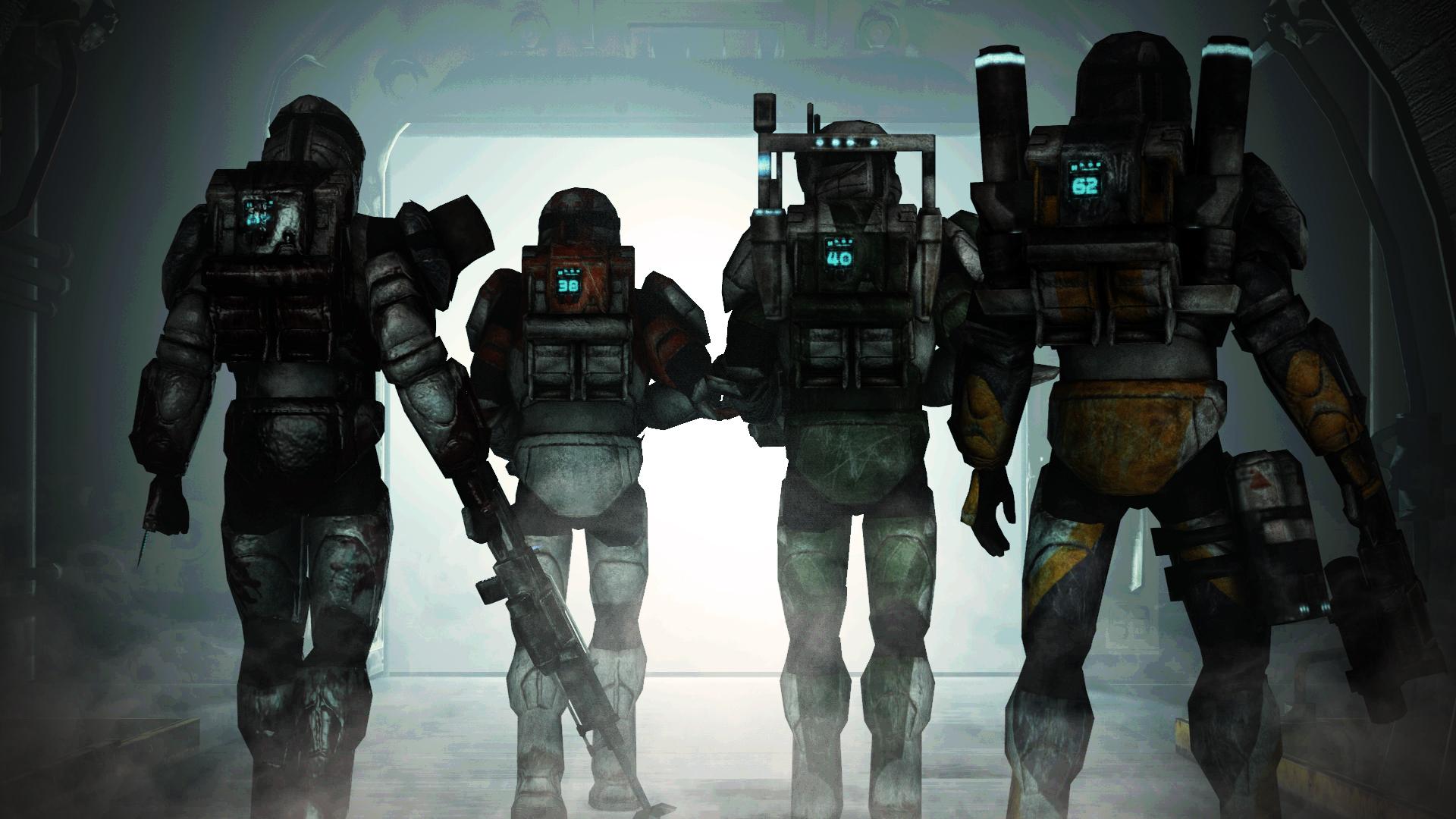 Returning to Duty [SFM]