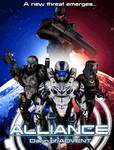Alliance: Dawn of ADVENT Teaser Poster