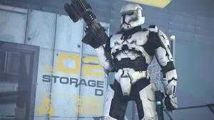 Republic Spartan [SFM] by Archangel470
