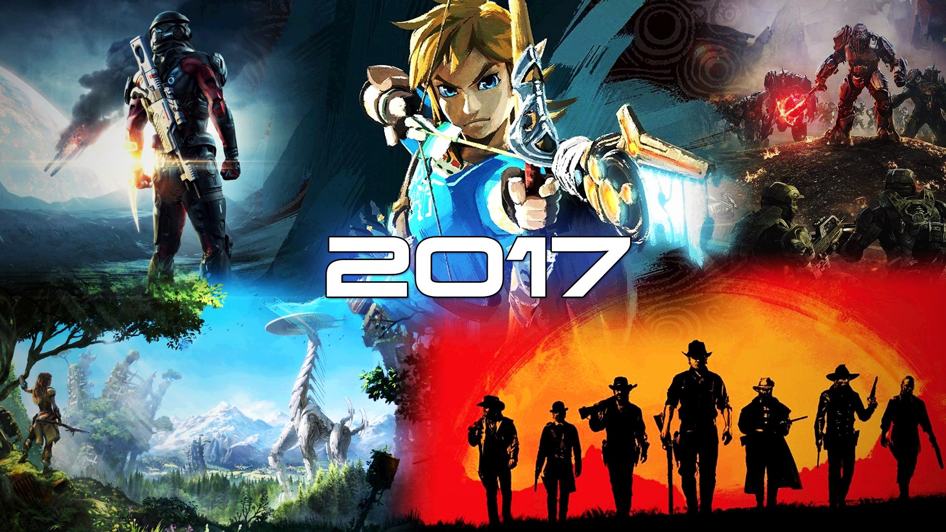 2017 Video Game Collage By Archangel470 On Deviantart