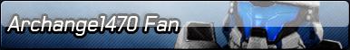 Archangel470 Fan Button by Archangel470
