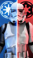Star Wars - Split [SFM Portrait]