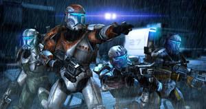 Delta Squad - Storm Raid [XPS/XNALara]