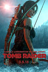 Tomb Raider (2013) - Fanmade Poster
