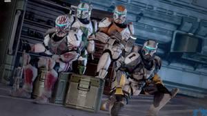 Delta Squad - HD Update [SFM / 4K]