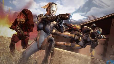Alliance Guardians [SFM/4K]