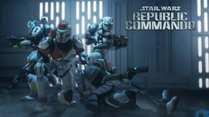 Republic Commando [4K SFM Wallpaper]
