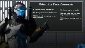 A Commando's Rules [SFM/4K]