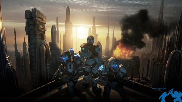 Defenders of the Republic [SFM/4K]