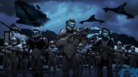 One Face, One Army [SFM/4K]