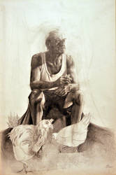 Portret Dziadka