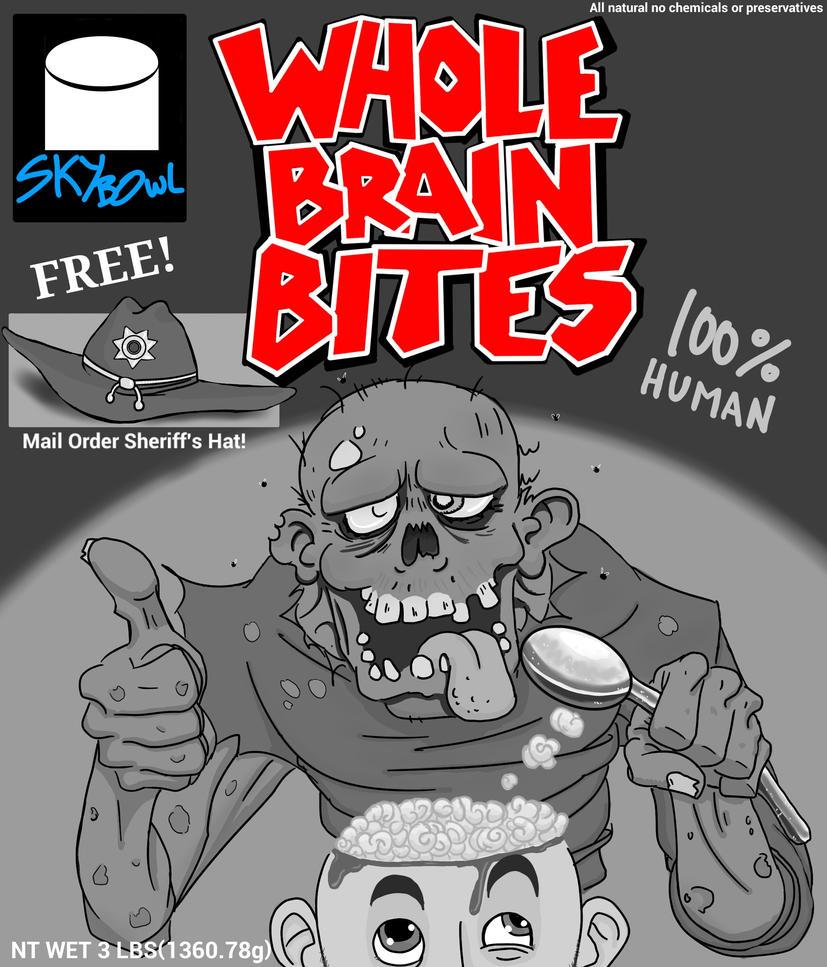 whole brain bites by Jamonred