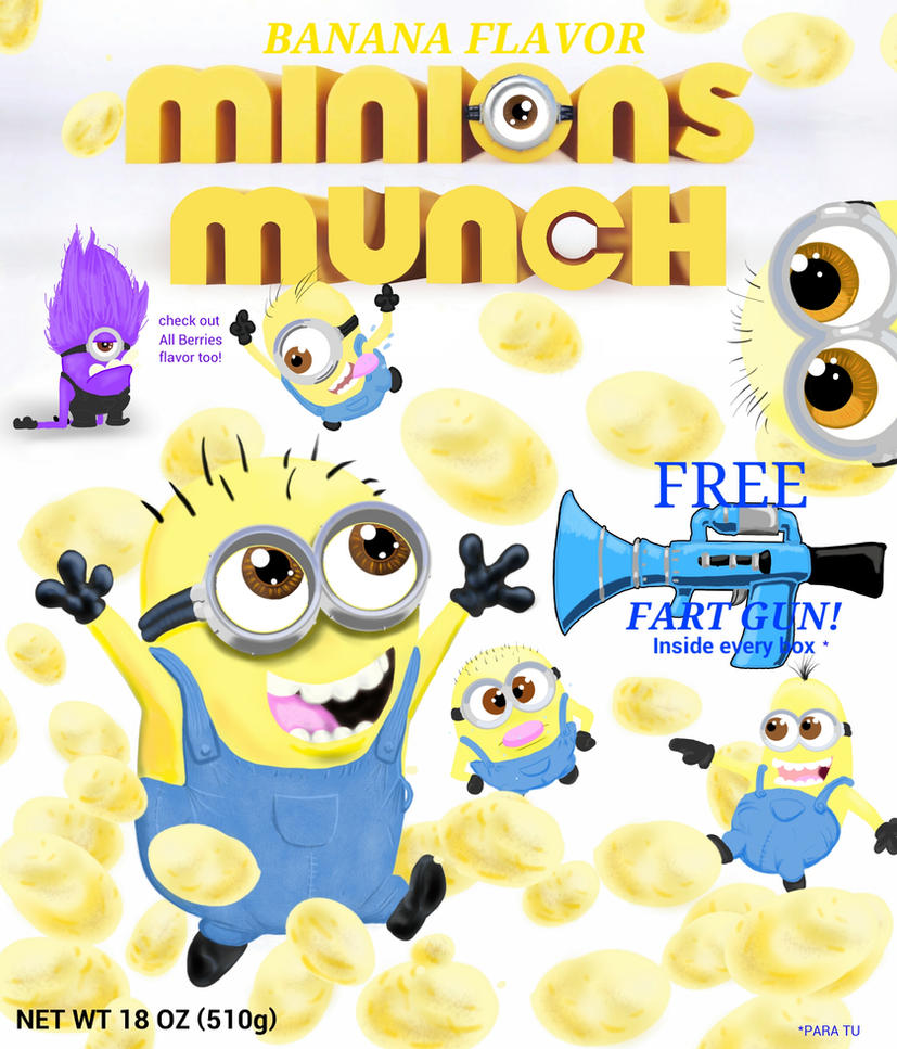 minion munch by Jamonred