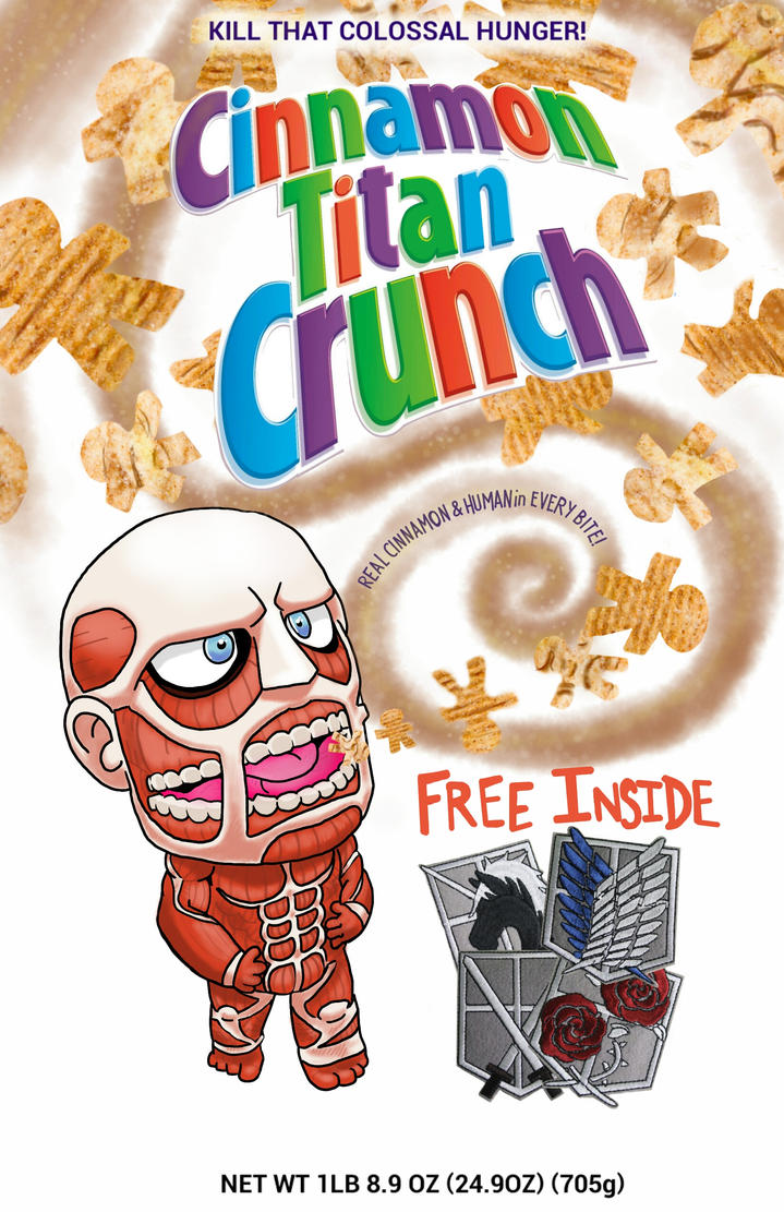 cinnamon titan crunch by Jamonred