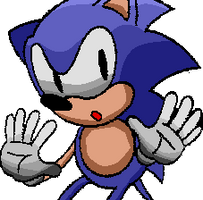 Sonic Pixel Art by Mediocre-bat