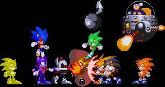 The Final Showdown... by EXEcutor-The-Bat