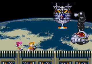 Sonic Country 2 - Commander R. Buttnik by EXEcutor-The-Bat