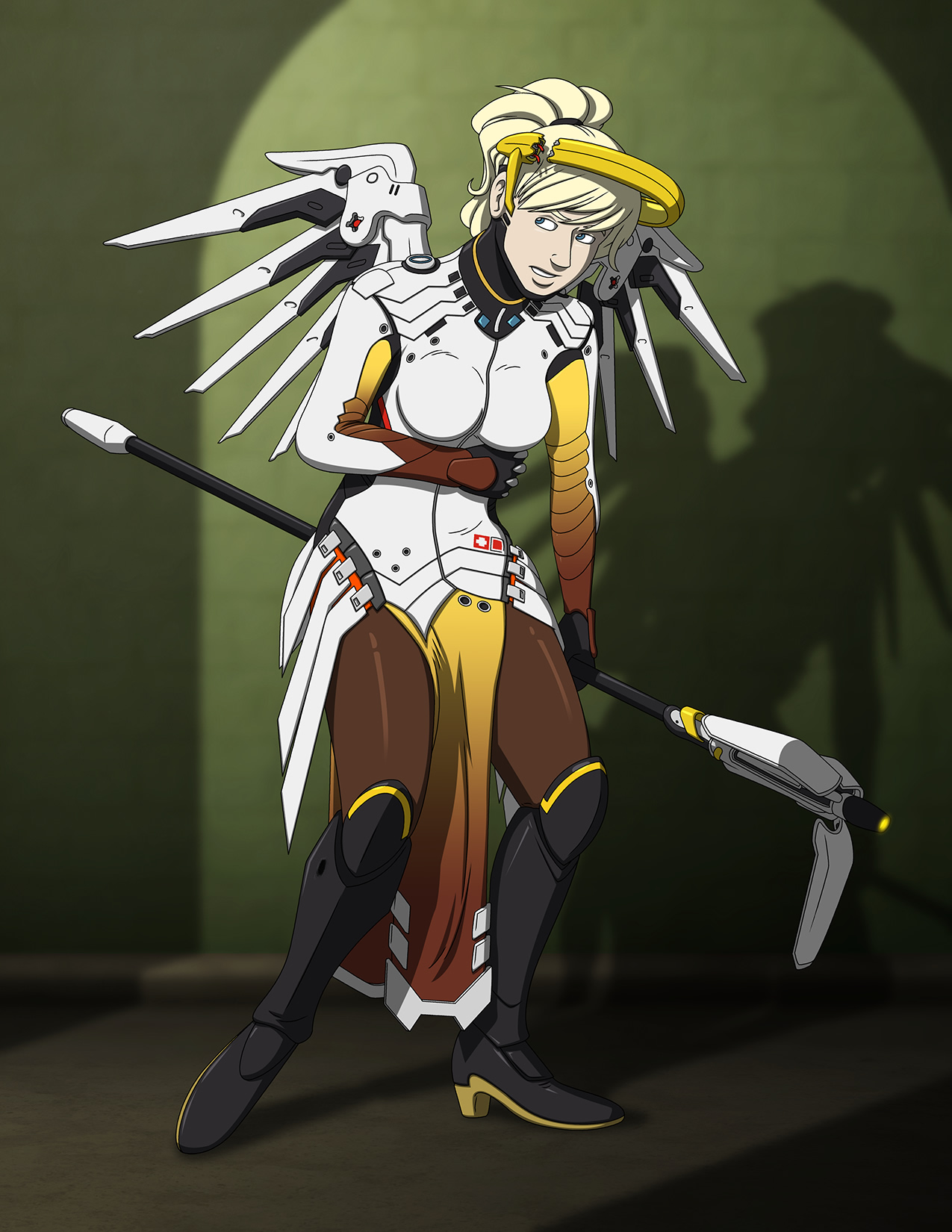 Mercy by solios