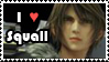 I LOVE SQUALL stamp by Ari-A