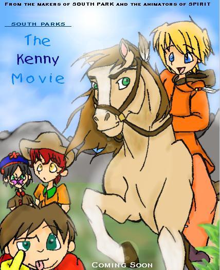 South Park Fan Art Kenny South park-kenny movie by: imgarcade.com/1/south-park-fan-art-kenny