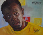The great Usain